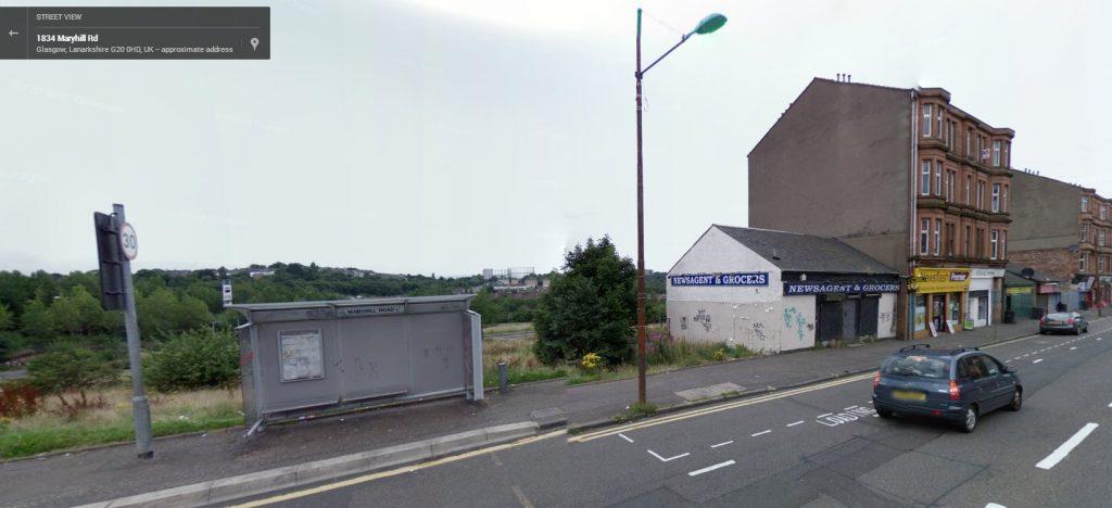1839 Maryhill Road Street View