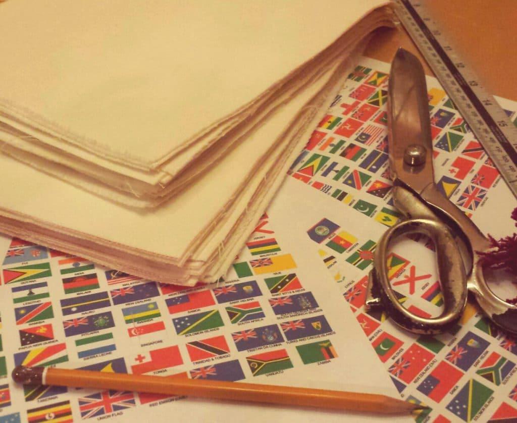 Flag making workshops