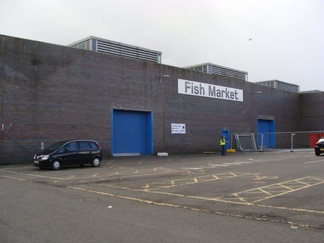 Fish Market in Glasgow