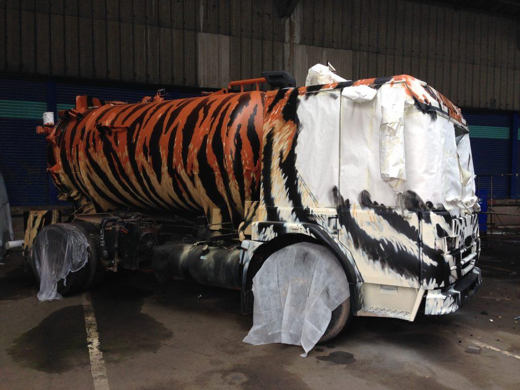 Vehicle painting Glasgow