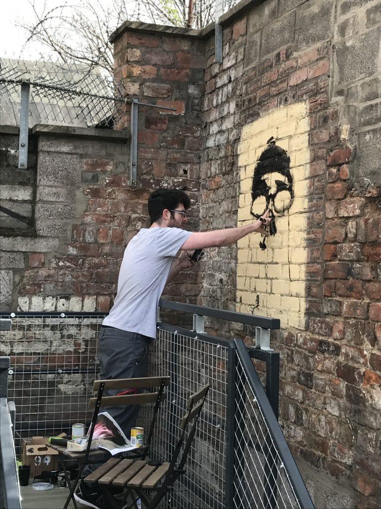 street art Barras Glasgow