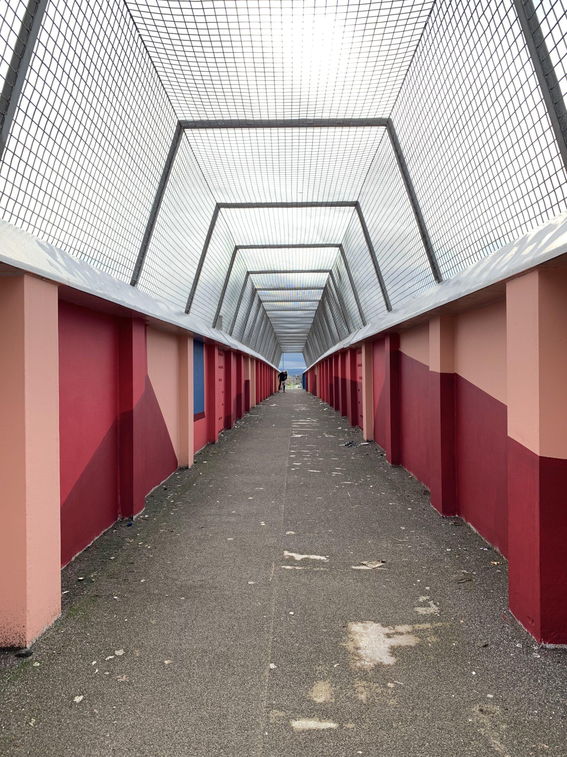 bridge mural Scotland