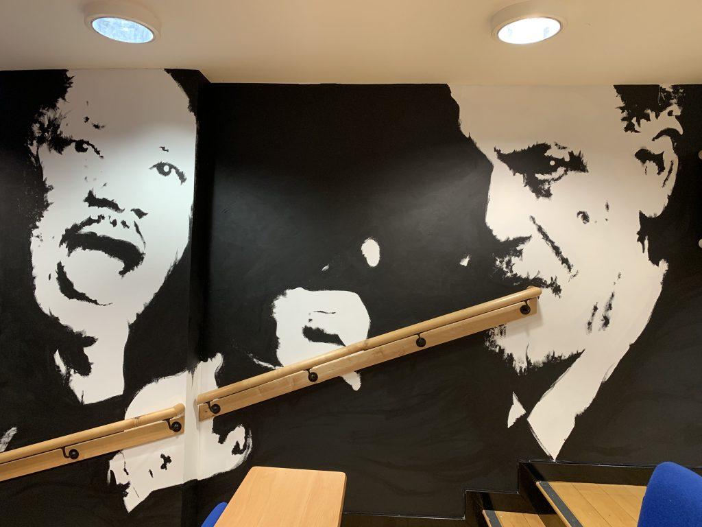 Martin Luther King Sigmund Freud