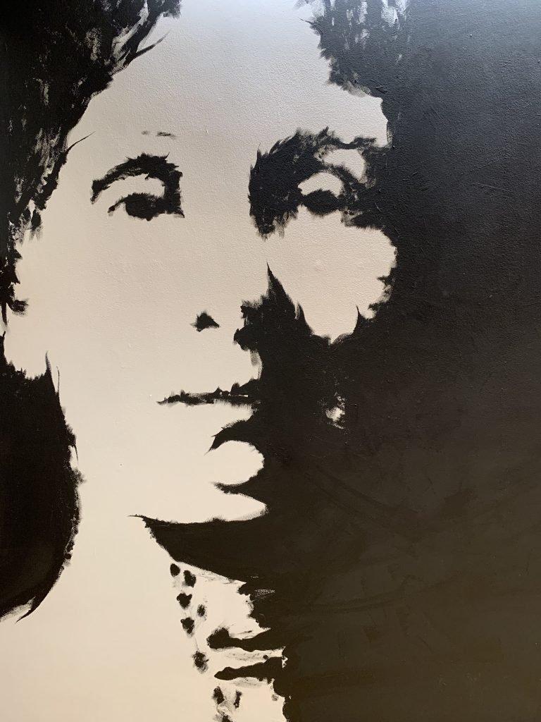 Emeline Pankhurst mural