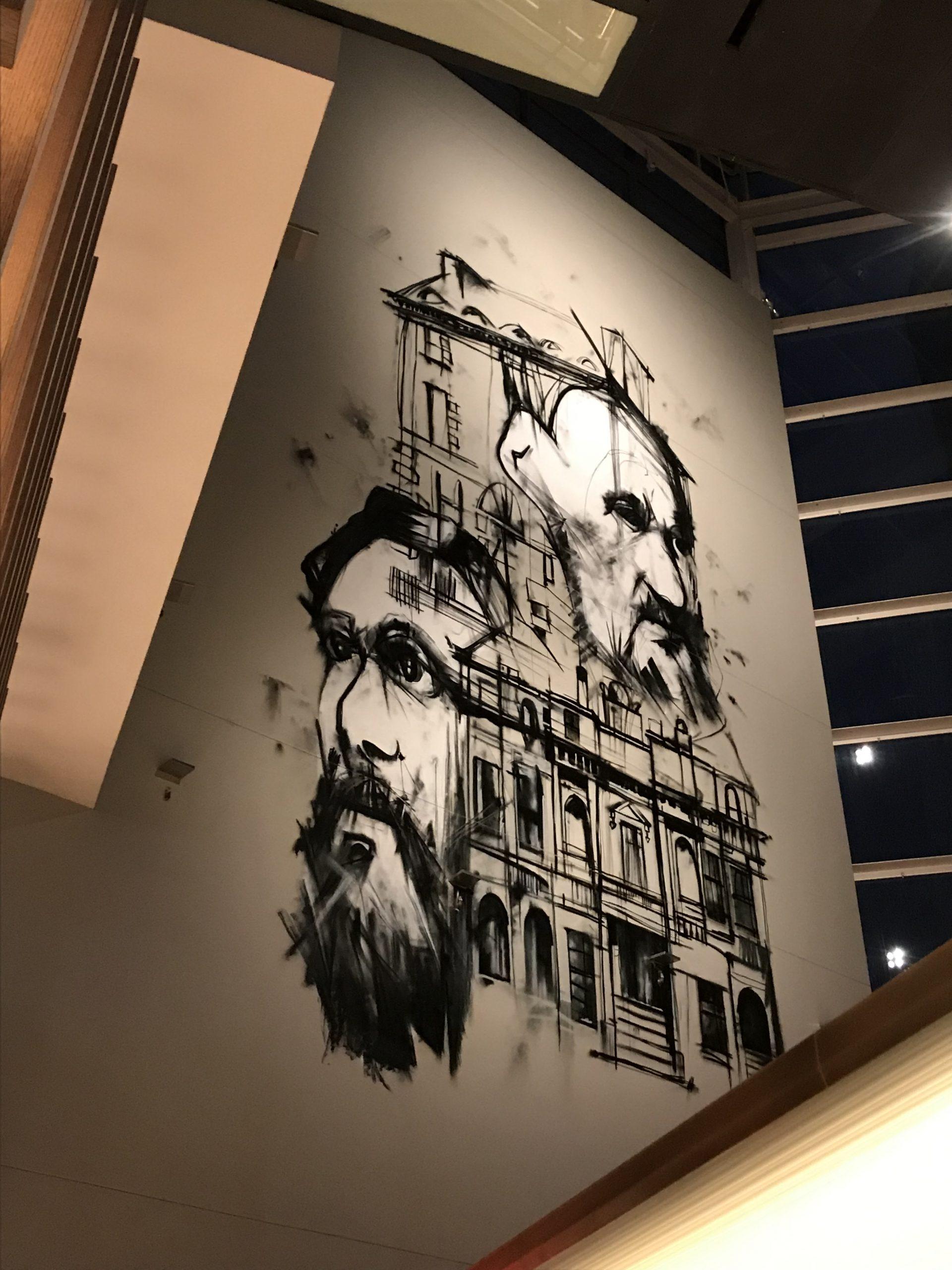 Radisson Blu Glasgow art