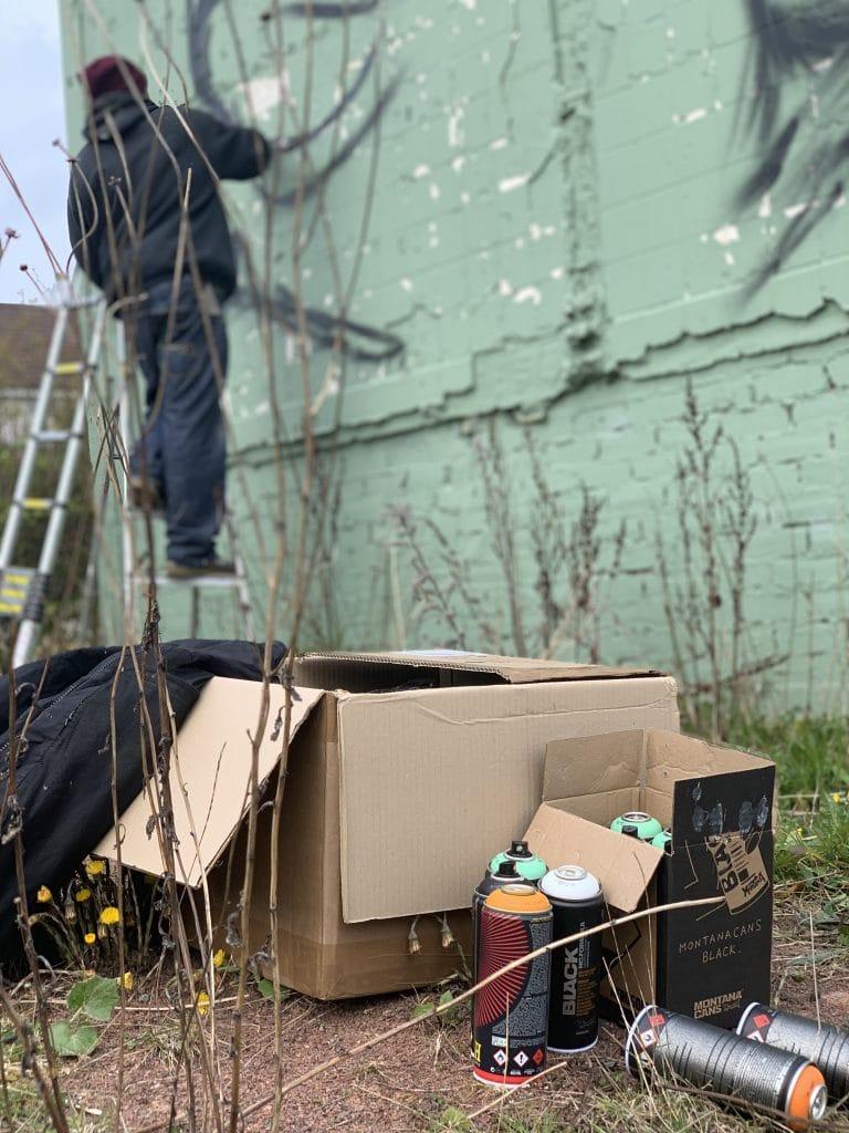 mural supplies