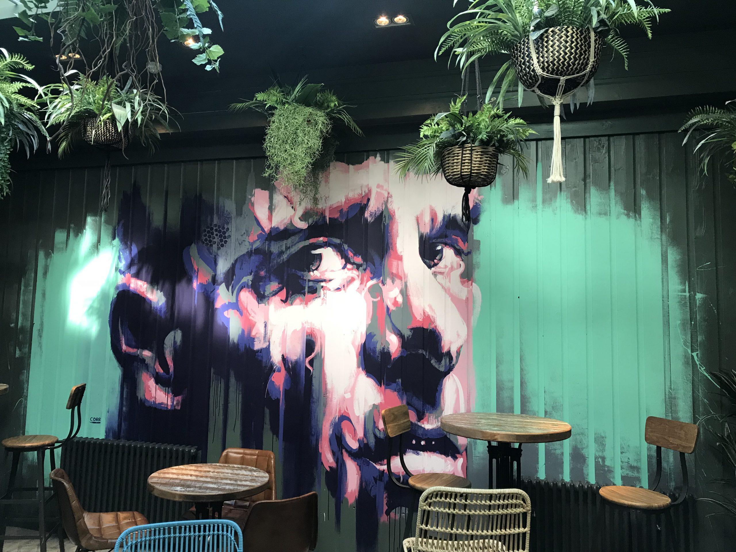 bar mural t bar ayr