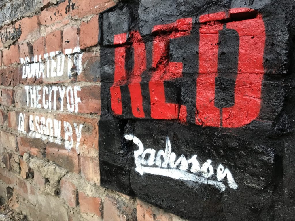 Radisson RED art Glasgow